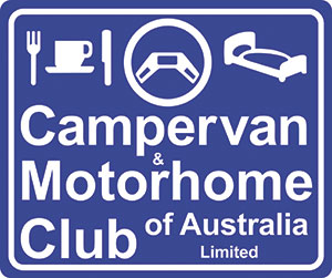 Campervan and Motorhome Club of Australia Logo